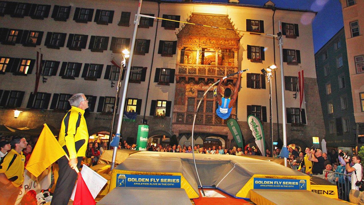 Internationale Golden Roof Challenge Innsbruck, © International Golden Roof Challenge Innsbruck