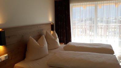 Doppelzimmer Deluxe, © Hotel Jagdhot