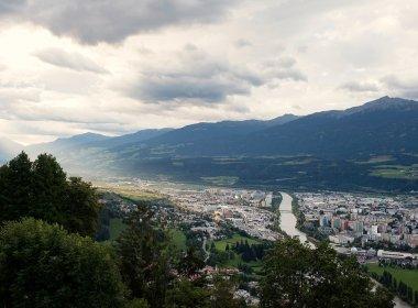 Blick auf Innsbruck von der Hungerburg. Foto: Verena Kathrein