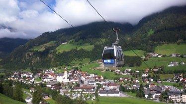 Einseilumlaufbahn Elferlift, © Stubai Tirol