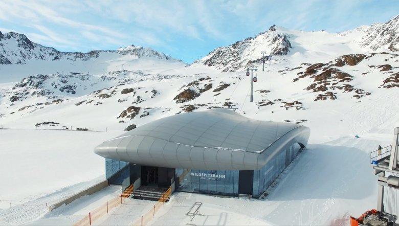 Wildspitzbahn – Pitztaler Gletscher – Talstation