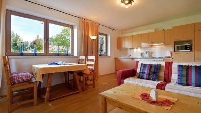Appartement Kapellenpark Wohnzimmer1