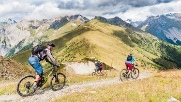 Mountainbiken in Osttirol, © bikeboard / Roland Kachelhauser