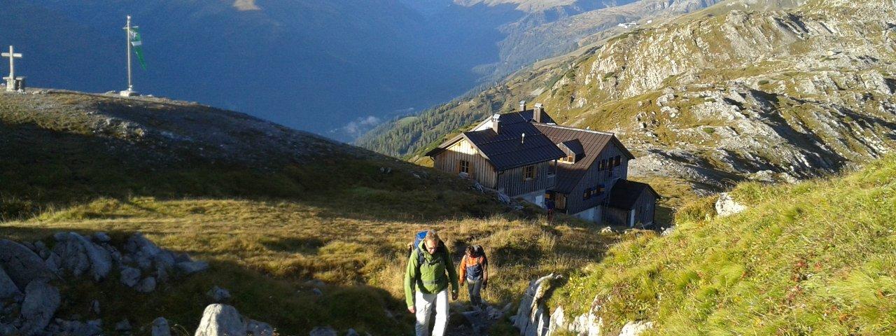 Leutkircher Hütte, © Tirol Werbung