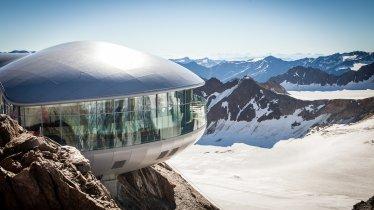 Gletscherbahn Wildspitzbahn, © Pitztaler Gletscherbahn/Daniel Zangerl