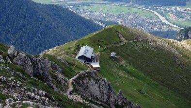Nördlinger Hütte von Reither Spitz, © Olympiaregion Seefeld