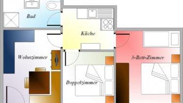 Appartement Christian