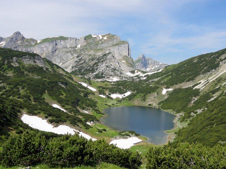 Zireinersee Kramsach Tirol