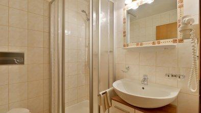 Appartement Bergrast Badezimmer