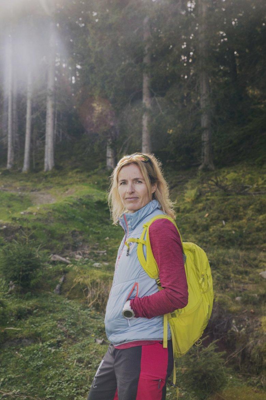 Neue Wege Bergführerin