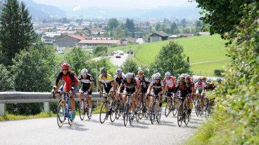 Beim Radweltpokal St. Johann werden wieder mehr als 3.500 Teilnehmende aus aller Welt erwartet, © Kitzbüheler Alpen St. Johann in Tirol