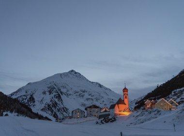 Abgelegener geht es in Tirol kaum. Vent liegt am Ende des Venter Tales, ein Seitental des Ötztals.