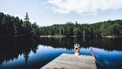 Schwimmen am Möserer See, © Olympiaregion Seefeld - S.Elsler