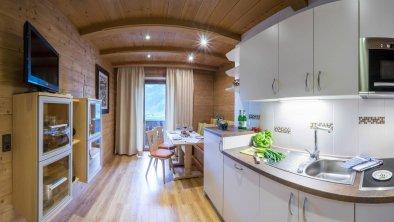 Wohnküche Wohnung 6