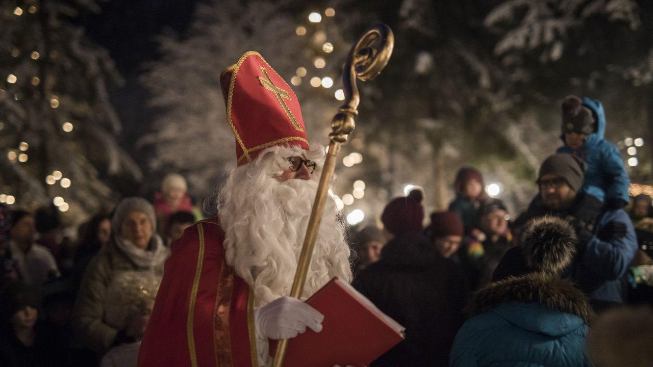 Heilige Nikolaus, © Tirol Werbung/Michael Grössinger