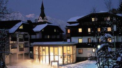 Bon Alpina Winter Nacht