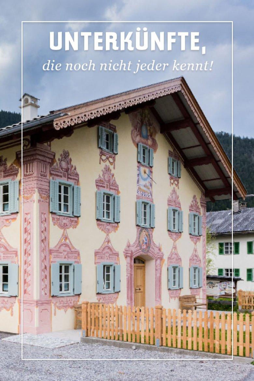 Unterkünfte in Tirol die noch nicht jeder kennt