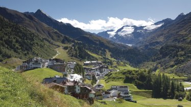 Obergurgl im Sommer, © Ötztal Tourismus/Anton Klocker