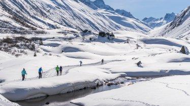 Höhenloipe Silvretta - Bielerhoehe, © TVB Paznaun Ischgl