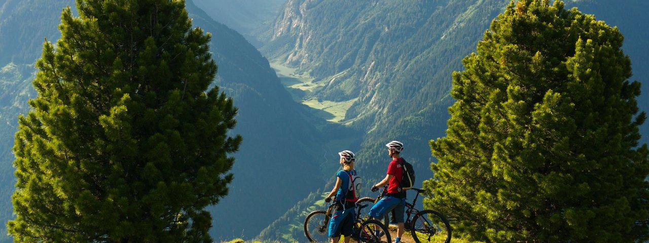 Aussicht Penkenjoch, © TVB Mayrhofen