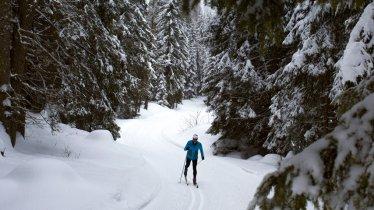 Langlaufen in Osttirol, © Tirol Werbung