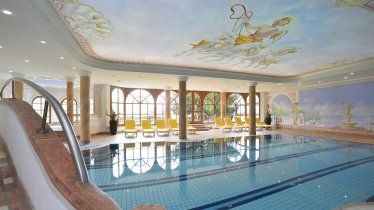 Hotel Residenz Hochland Seefeld Tirol Hallenbad 01