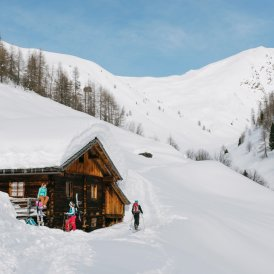 Skitourengehen, © Tirol Werbung/Hans Herbig