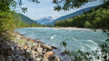 Die Isel in Osttirol, © Berg im Bild