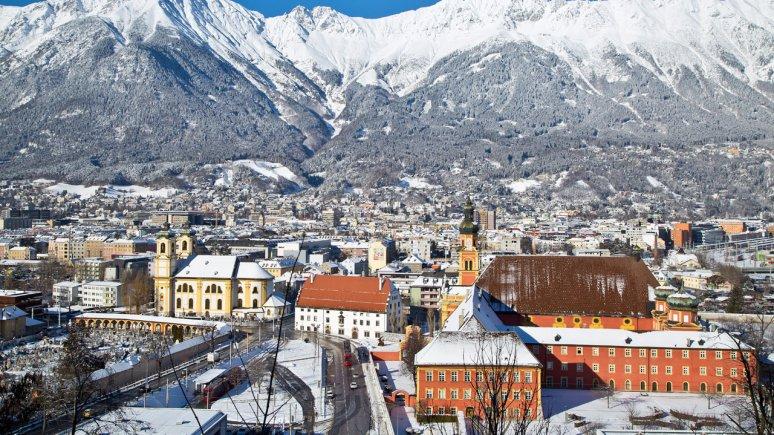 Stift Wilten, © TVB Innsbruck - Christof Lackner