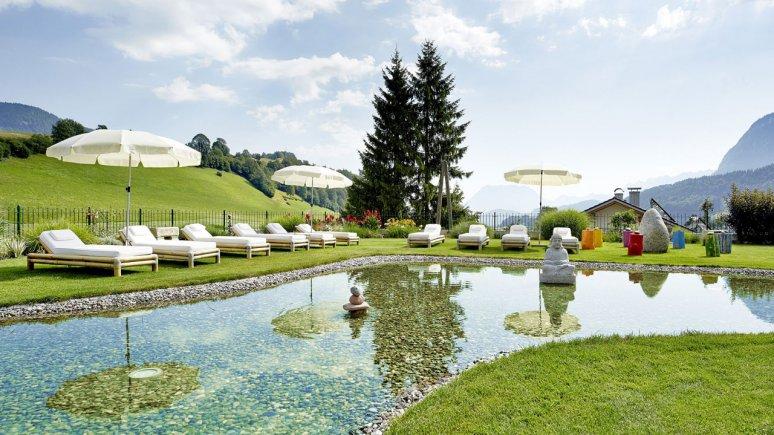 Gartenanlage Ayurveda Resort Sonnhof, © Ayurveda Resort Sonnhof