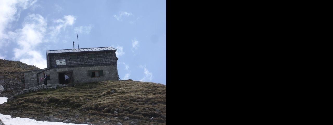 Fritz-Pflaum-Hütte, © Fritz-Pflaum-Hütte