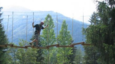 1. Adventure Park Stubai in Fulpmes, © Adventure Park Stubai