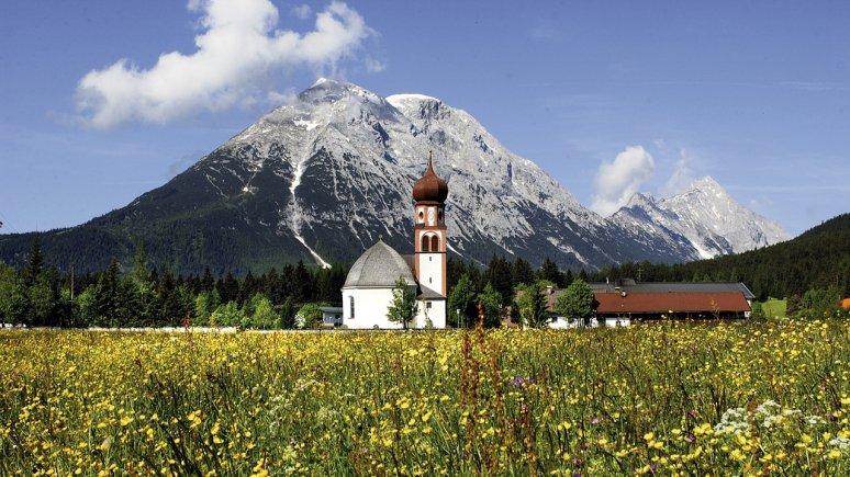 Hohe Munde in Leutasch, © Olympiaregion Seefeld