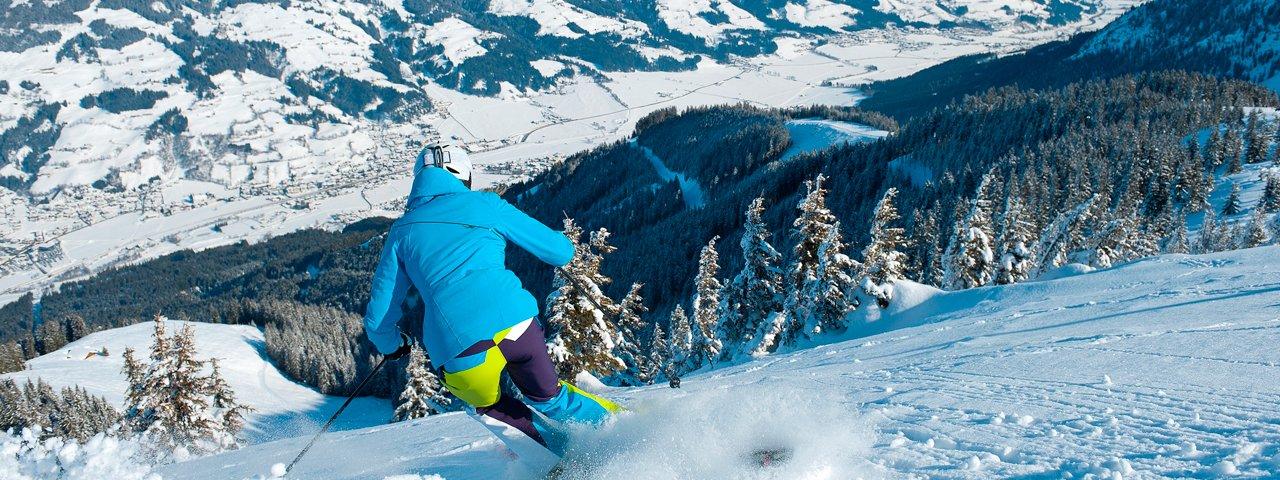 Skifahren in Brixen im Thale, © Eisend Stefan