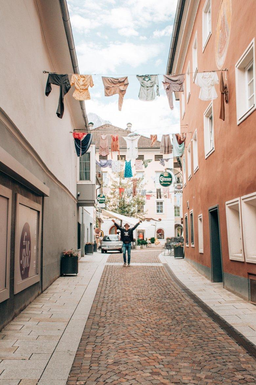 Die BürgerInnen von Lienz entscheiden mit, wie die Stadt gestaltet wird.