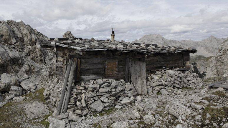 Geierwally-Hütte am Hafelekar, © Tirol Werbung/Maria Ziegelböck