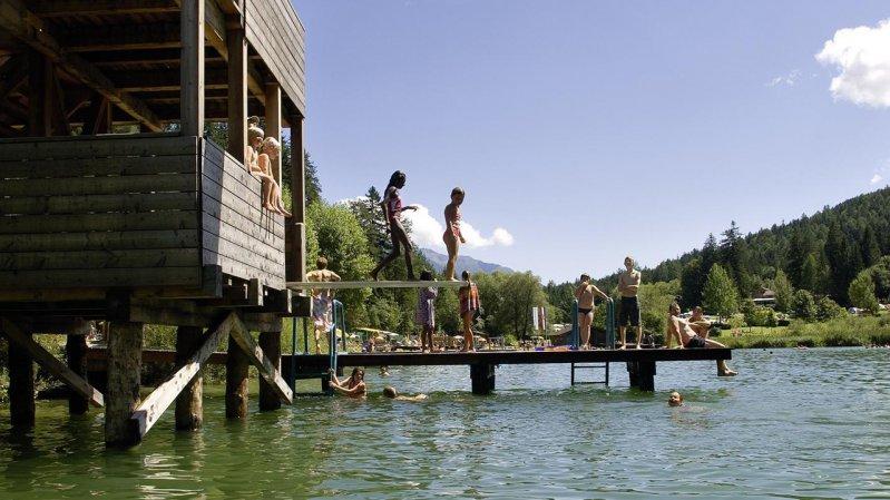 Tristacher See, © Stadtgemeinde Lienz