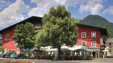 der Ilgerhof in Walchsee