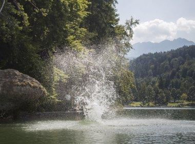 Hechtsee, Kufstein, Tirol 2013