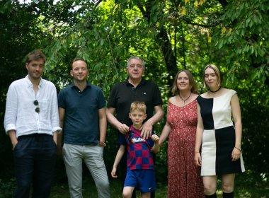 Familie Arman, Foto: Gersin Livia Paya