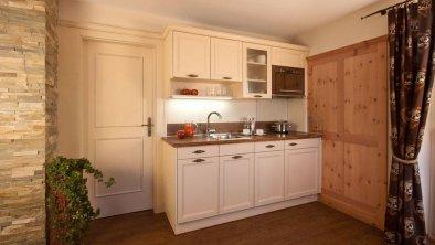 Hotel-Appartement TIROL Küche