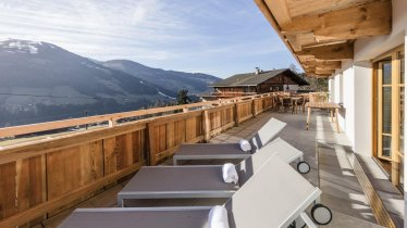 Sonnenterrasse, © Alpbach Lodge