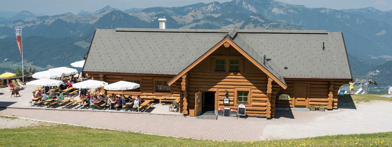 Mountain bike ride to the Bärenhütte hut, © Bärenhütte