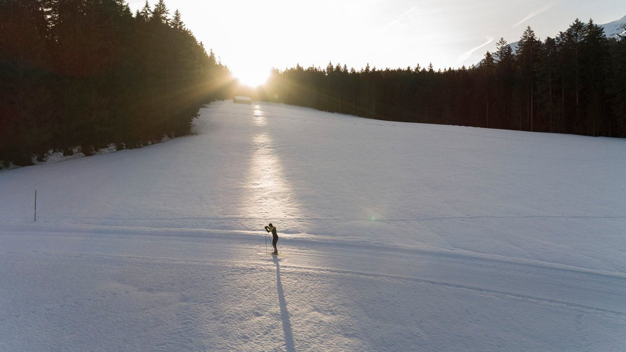 Langlaufen im Pillerseetal, © Tirol Werbung / Webhofer Mario