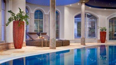 Indoor Pool, © adler inn tyrol mountain resort