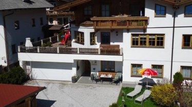Ferienwohnung Krößbacher - Hausansicht Sommer