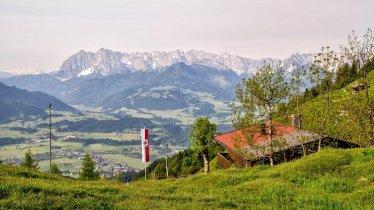 The Taubenseehütte hut, © Taubenseehütte