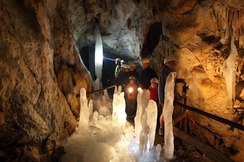 Die Hundalm-Höhle. , © Hannes Dabernig