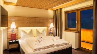 Komfort Suite (Schlafzimmer)