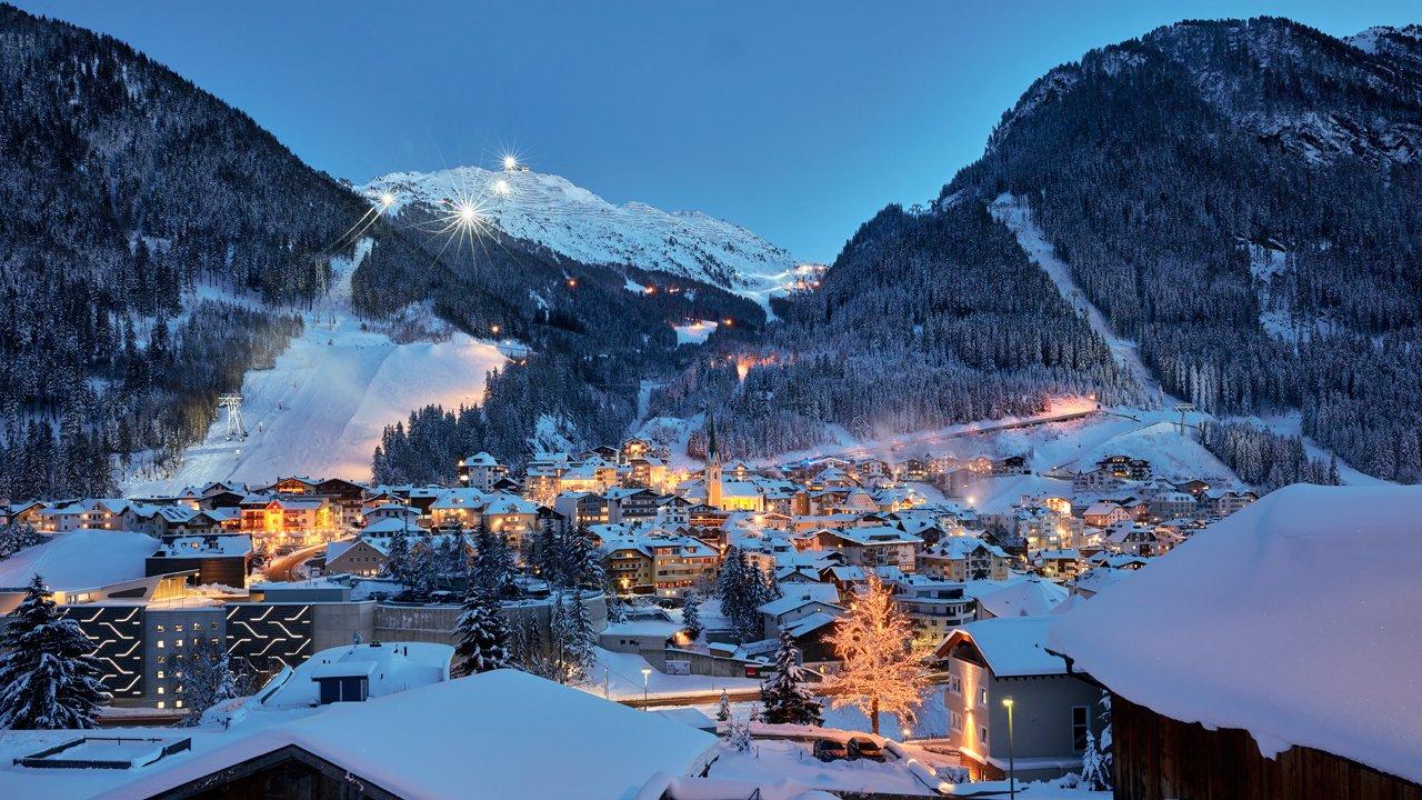 Ischgl im Winter, © TVB Paznaun-Ischgl